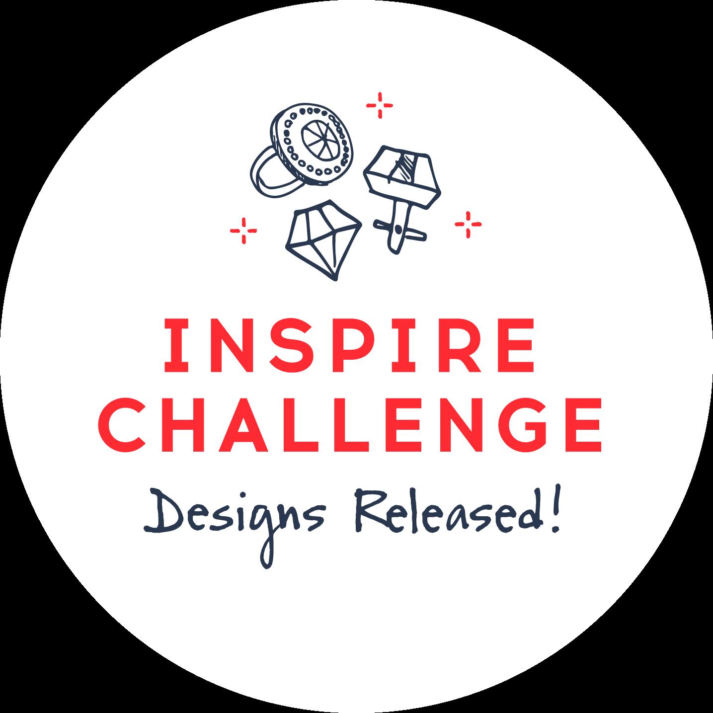 Inspire Challenge Designs Released