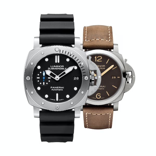 Panerai Duo Luminor