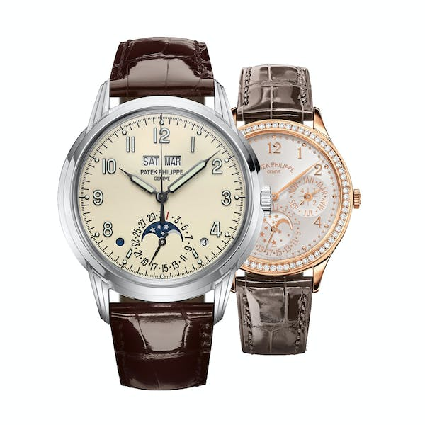 Patek Duo Grand Complications