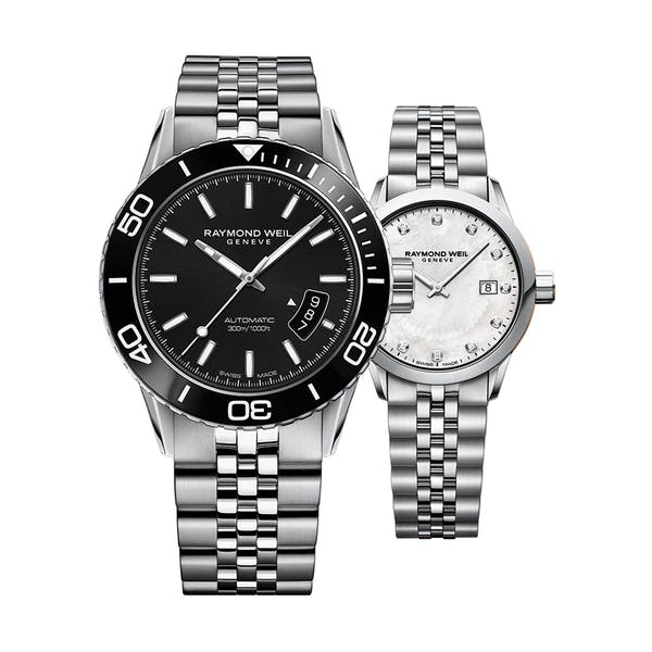 Raymond Weil Duo Freelancer