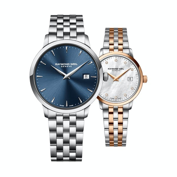 Raymond Weil Duo Toccata