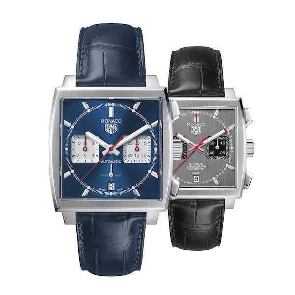Watches collection Monaco